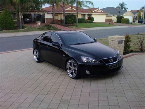 my black lexus is250 with fabulous mb 5 rims club lexus