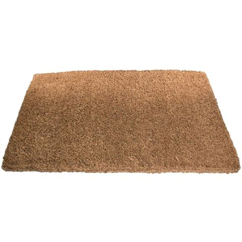 Plain Coir Doormat by Plain Coir Doormat In Doormats