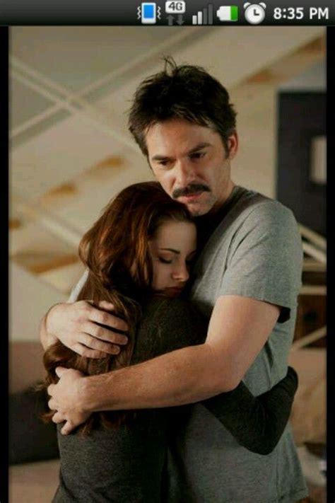 Father and daughter | Twilight saga, Twilight series ...