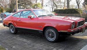 Bright Red 74 Mustang II Mach-1 | If it has tires, I can drive/ride i…