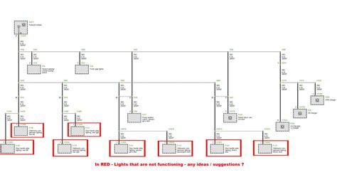 Bmw X6 Wiring Diagram by Door Compartment Lights Not Working