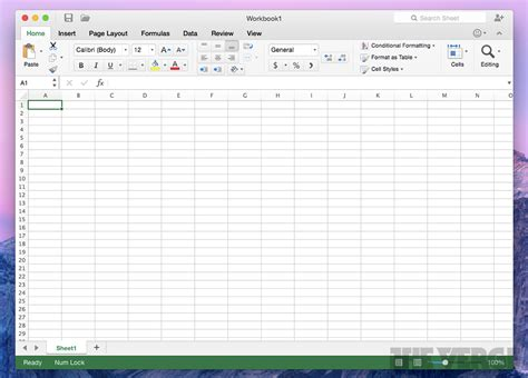 M Microsoft Office 2016 Home Student - Mac - Licentie Office 2016 Home Business voor Mac Office 2016 voor Mac - Varsio