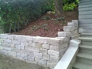 Steinmauer Im Garten : steinmauern galerie garten gierlinger ~ Lizthompson.info Haus und Dekorationen