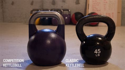 kettlebell classic competition exactly brief description