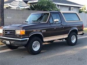 1991 Ford Bronco for Sale | ClassicCars.com | CC-1168633