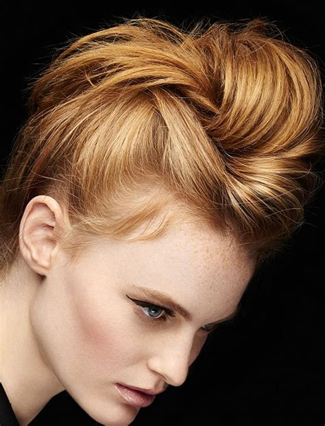 32 Perfect Updo Hairstyles For Prom 20172018 Round