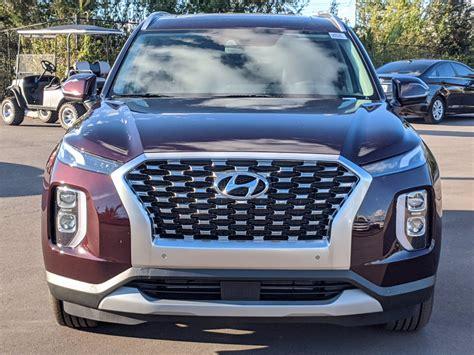 2020 hyundai palisade se vs sel. New 2020 Hyundai Palisade SEL Sport Utility in Sanford # ...