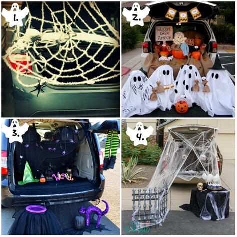 trunk or treat ideas trunk or treat toy story of terror moms munchkins
