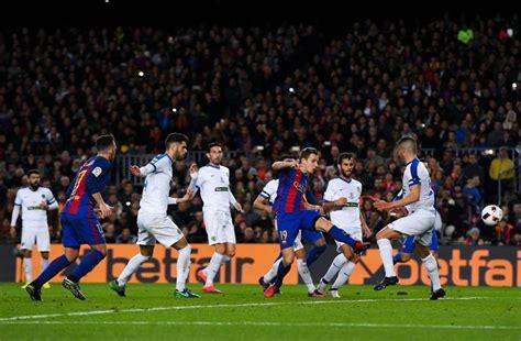 Barcelona vs Hercules H2H 21 dec 2016 Head to Head stats...