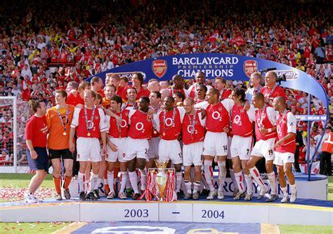 Stuart MacFarlane The Arsenal Invincibles The Arsenal ...