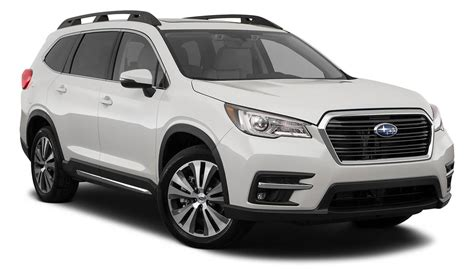 subaru  launching  summer  ascent   row