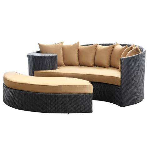 best price with lexmod taiji outdoor wicker patio daybed
