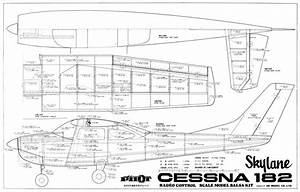 Cessna 182 Skylane Plans - AeroFred - Download Free Model