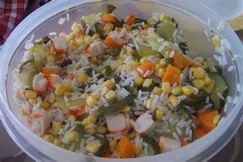 cuisine camarguaise salade camarguaise carine en cuisine
