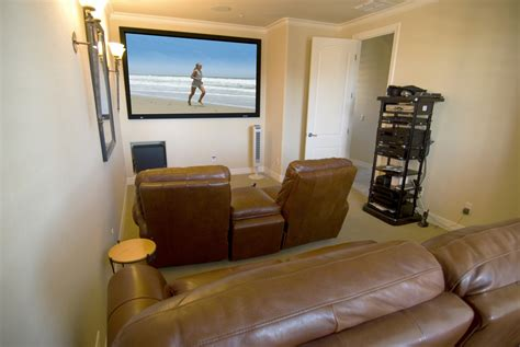 Bedroom Turned Tv Room by 21 Magnificent Home Theaters Designs To Marvel At Wow