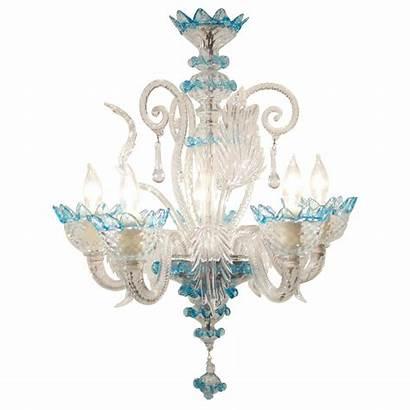 Murano Glass Chandelier Crystal Decor Lighting Mirror