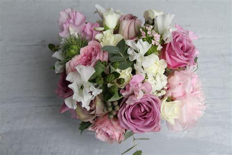 Vintage Pink Wedding Bouquet