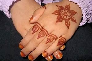 Simple Easy Kids Mehndi Design 2017 Children Hands Henna ...