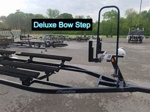 Deluxe Pontoon Trailer Gallery