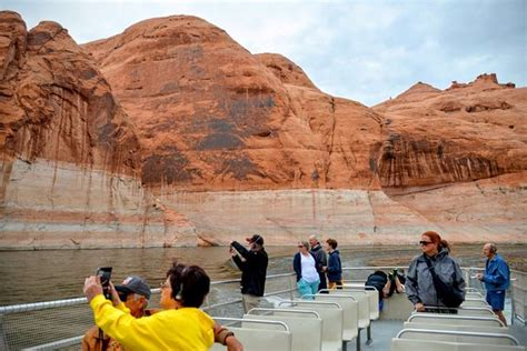 Lake Powell Boat Tours by Lake Powell Rainbow Bridge Boat Tour Picture Of Lake