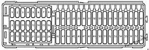Fuse Box Diagram  U0026gt  Volkswagen Caddy  2k  2003