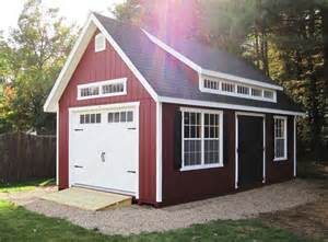 this kloter farms 14x24 t 1 11 garden elite cape garage is a addition to any yard