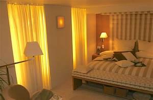 Beleuchtung Für Schlafzimmer : vom keller zum schlafzimmer l bke raumausstattung ~ Markanthonyermac.com Haus und Dekorationen