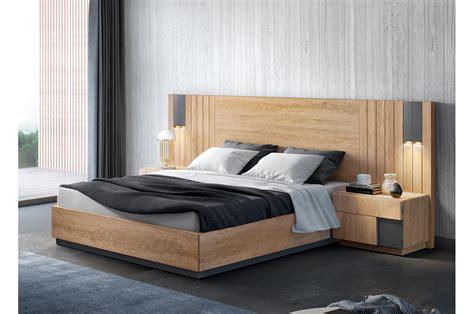 idée chambre adulte lit adulte avec rangement 160x200 bois teck pour lit