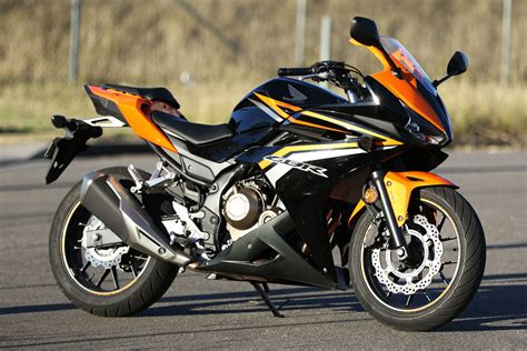 Review Honda Cbr500r by Review 2016 Honda Cbr500r Cycleonline Au