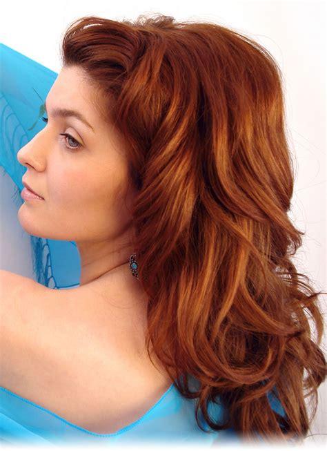 hot fall winter hair color trends  women ezyshine