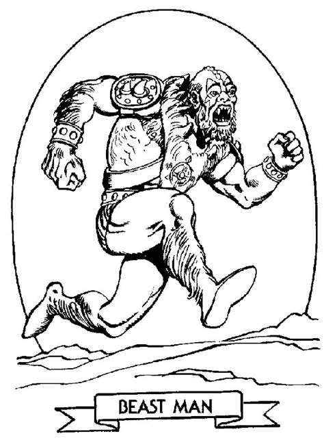 krafty kidz center  man coloring pages
