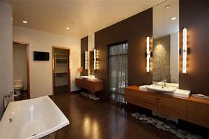 25 best asian bathroom design ideas for Salle de bain design avec bougie décorative oriental