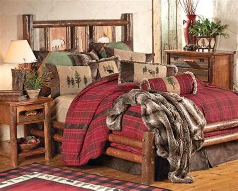 Cabin Decor And Cabin Bedding  Black Forest Décor