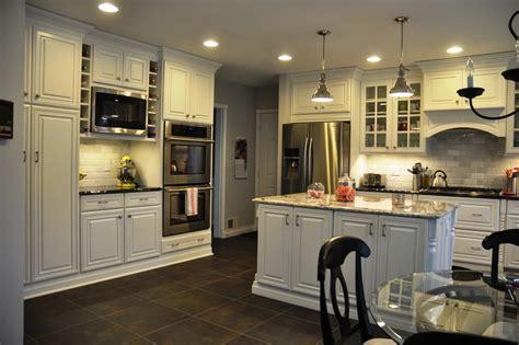 menards kitchen sinks Kitchen Traditional with brick