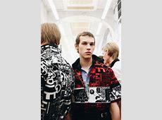 Fashion James Jean Ollie Schrauwen x Prada SS 2018
