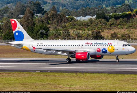 hk  viva air colombia airbus   photo  felipe betancur montoya id