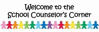 Corner Counselor Counseling Counselors Banner Guidance Elementary