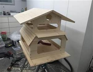 Vogelhaus Zum Selber Bauen : grillkota ~ Michelbontemps.com Haus und Dekorationen