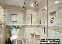 wall tile designs 30 cool ideas and pictures custom bathroom tile designs