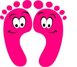 Happy Feet Clip Art