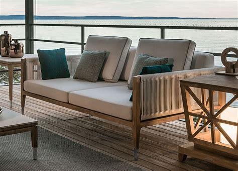 teak coffee smania amalfi garden sofa garden furniture garden