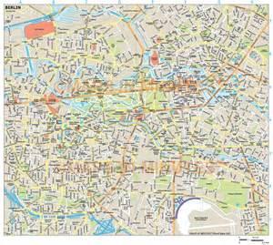 Berlin City Map PDF