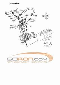 Kubota D722 Engine Parts Diagram