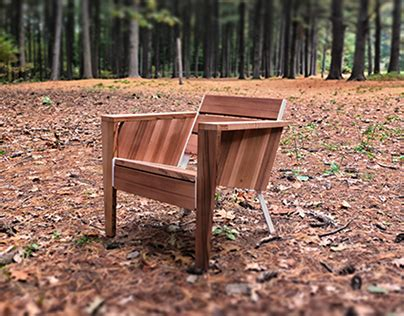 chaise exterieure chaise extérieure outside chair 675 on behance