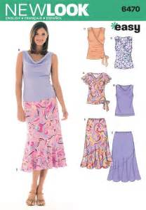 28 sewing patterns for knit fabrics on