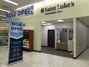 St. Luke's Health System opens Convenient Care clinic ...