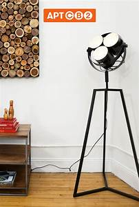 17 best images about apt cb2 living room on pinterest With cb2 signal floor lamp