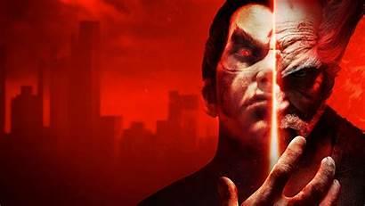 Tekken Wallpapers Pc 4k Akuma Heihachi Kazuya