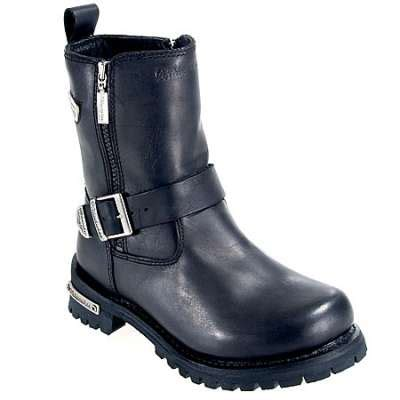 female motorbike boots milwaukee mb207 women 39 s black afterburner motorcycle boots