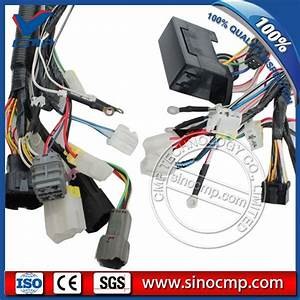 Pc60 7 Excavator Internal Wiring Harness 201 06 73113 For